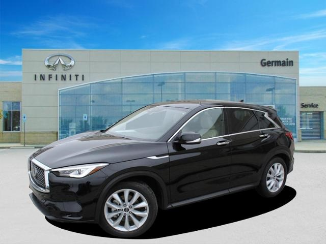 Certified Pre-Owned 2019 INFINITI QX50 AWD