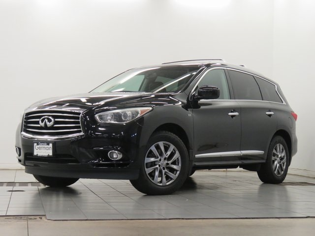 Pre-Owned 2014 INFINITI QX60 w/ Premium Package
