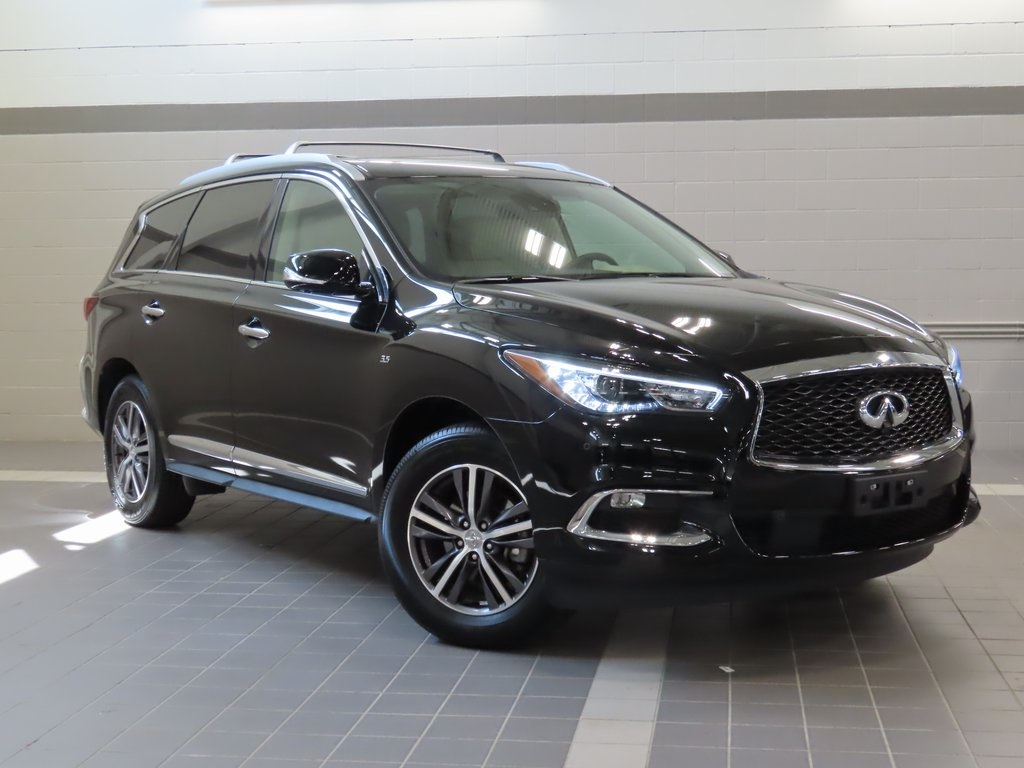 Pre-Owned 2019 INFINITI QX60 AWD w/ Theater Package