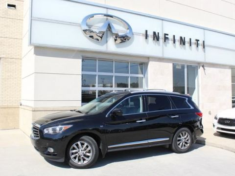 Pre-Owned 2015 INFINITI QX60 AWD w/ Premium Plus Package