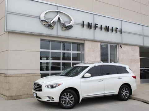 Pre-Owned 2015 INFINITI QX60 w/ Premium Package