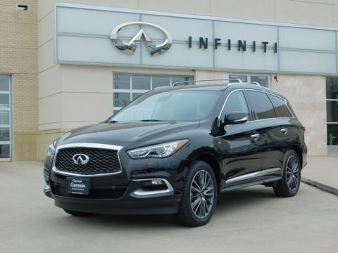 Pre-Owned 2016 INFINITI QX60 AWD w/ Deluxe Technology Pkg