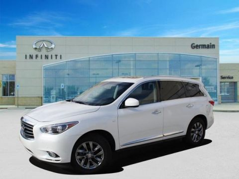 Pre-Owned 2015 INFINITI QX60 AWD w/ Driver Assistance Pkg