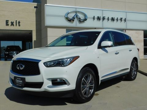 Pre-Owned 2016 INFINITI QX60 AWD w/ Premium Plus Package