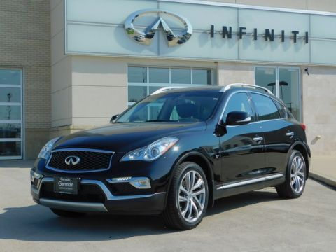 Pre-Owned 2016 INFINITI QX50 AWD w/ Deluxe Touring Package