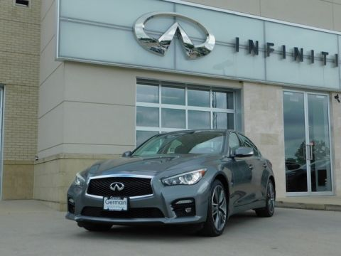 Pre-Owned 2016 INFINITI Q50 Sport AWD