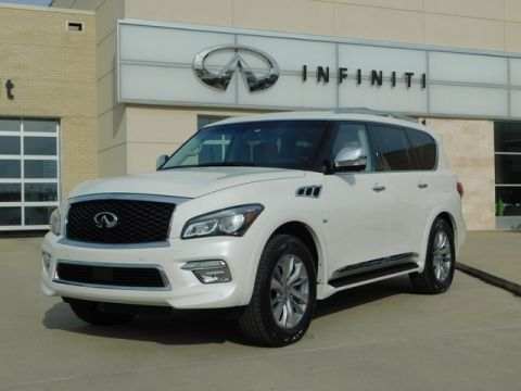 Pre-Owned 2016 INFINITI QX80 4WD Signature Edition