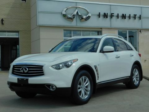 Pre-Owned 2016 INFINITI QX70 w/ Premium Package